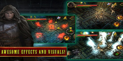 Dungeon Of Chaos v1.0.3 iOS