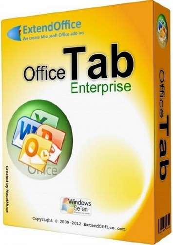 Office Tab Enterprise Edition 10.5 RePack by D!akov