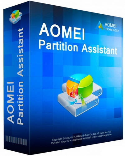 AOMEI Partition Assistant 6.0 Pro | Server | Technician | Unlimited Repack by Diakov