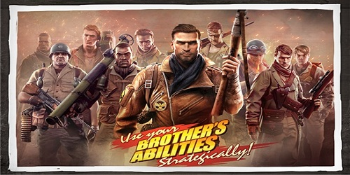 Brothers in Arms 3: Sons of War v1.0.0 iOS