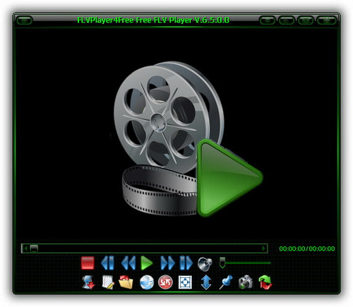 FlvPlayer4Free 6.5.0.0 (ML/Rus)
