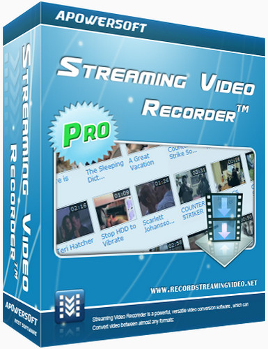 Apowersoft Streaming Video Recorder 4.9.6 (Ml|Rus)