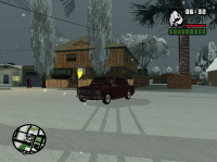 GTA San Andreas - Русская зима v.0.1 (2015/ RUS) PC repack by lucky