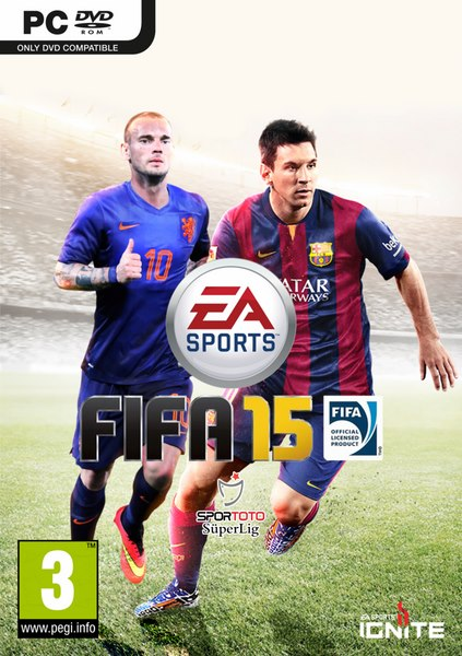 FIFA 15: Ultimate Team Edition (2014)