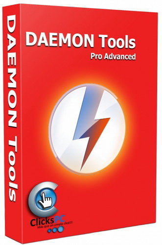 DAEMON Tools Pro Advanced 6.1.0.0483 (MULTi / Rus)