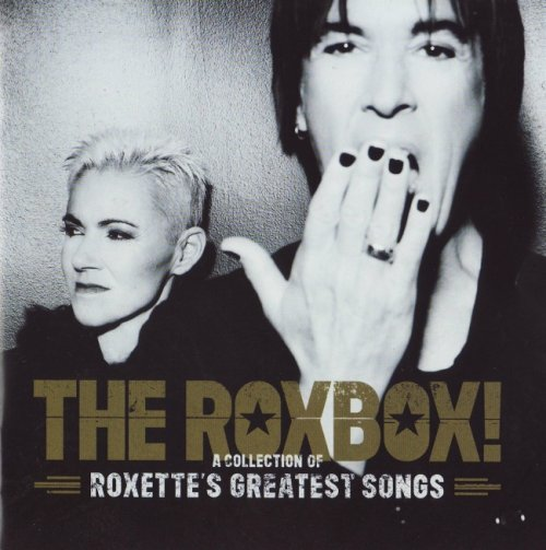 Roxette - Roxbox: A Collection Of Roxette's Greatest Songs 4CD (2015)