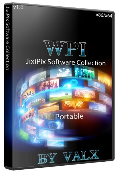 JixiPix Software Collection 1.0 Portable by Valx (x86/x64/2015/RUS)