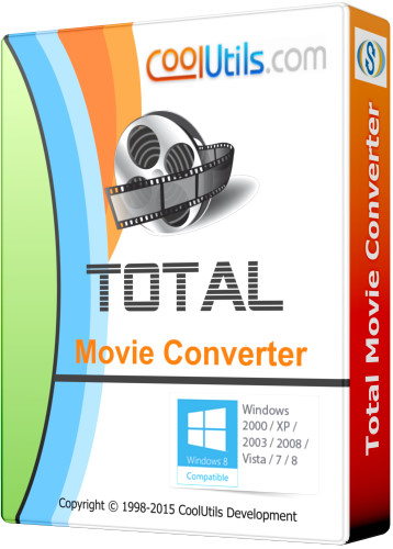 Coolutils Total Movie Converter 4.1.3 Portable Rus