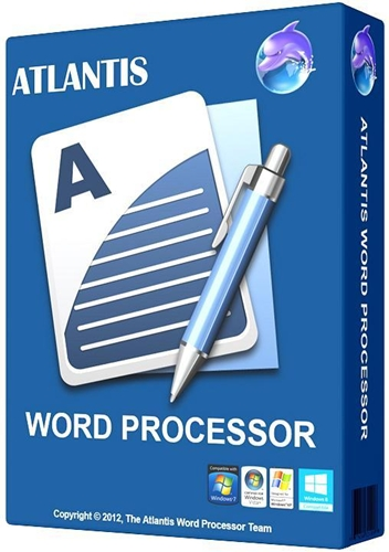 Atlantis Word Processor 1.6.6.3 Portable ML/Rus