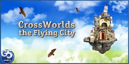 CrossWorlds: the Flying City v1.1 APK
