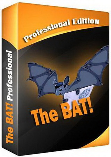 The Bat! Professional 7.3.8 RePack/Portable by Diakov