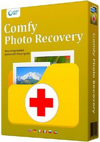 Comfy Photo Recovery 4.2 + Portable