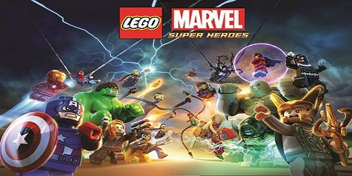 LEGO Marvel Super Heroes v1.06.1