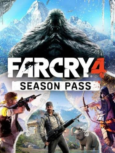 Far Cry 4 *v1.9* Valley of the Yetis (2014-2015) RUS/ENG