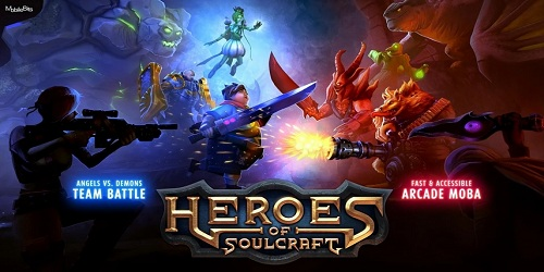 Heroes of SoulCraft - MOBA v0.9.4