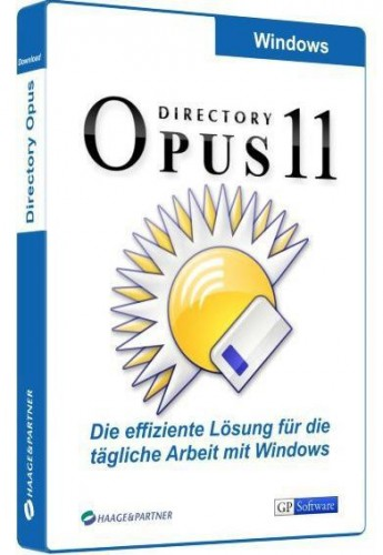 Directory Opus Pro 11.13 Build 5564 Final 2015/ML/Rus