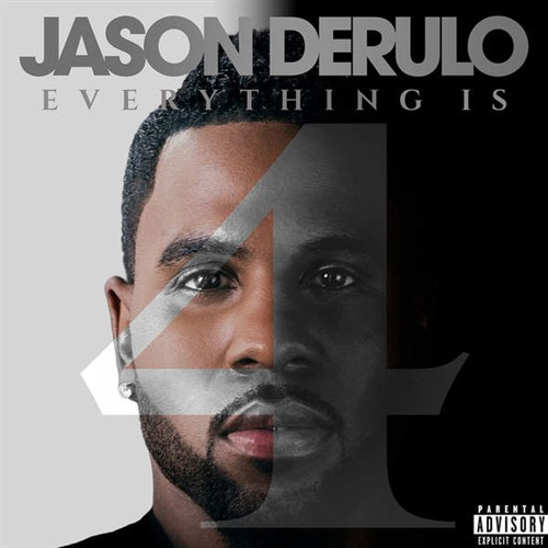 Новый альбом Jason Derulo(Джейсон Деруло) - Everything Is 4