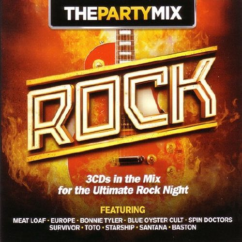 The Party Mix: Rock (2015)