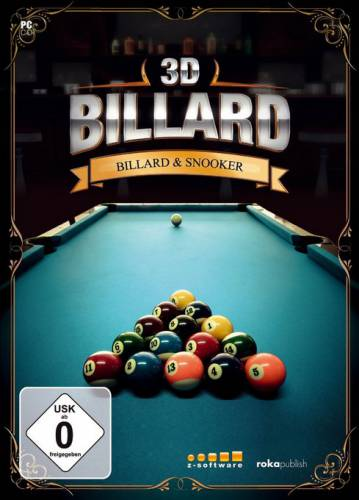 3D Pool: Billiards and Snooker / ������� � ������ (2015) MULTI