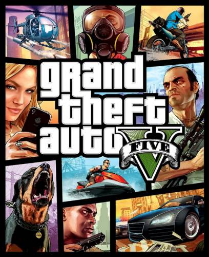 Grand Theft Auto V (2015/RUS/MULTI/RePack)