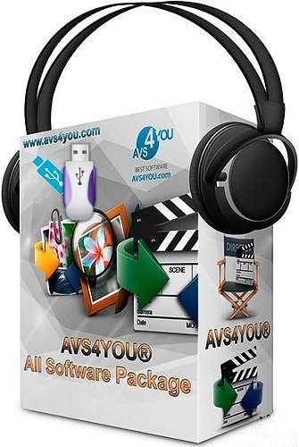 AVS4Y0U Software AIO Installation Package 2.8.1.120 Portable Rus