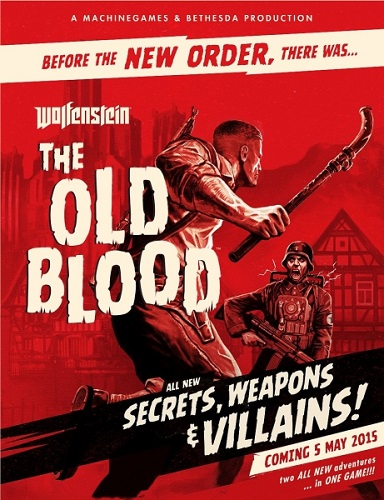 Wolfenstein: The Old Blood (2015/Repack)