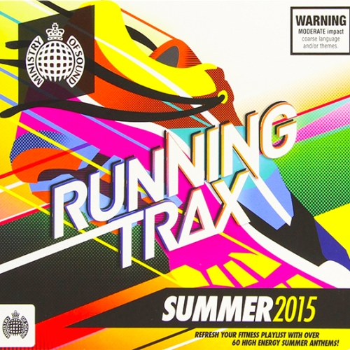 VA - Ministry of Sound: Running Trax Summer 2015 (2015)