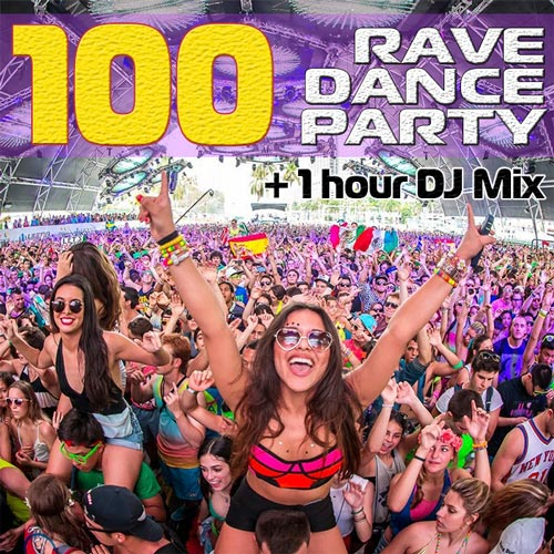 Dance Party. 100 Rave (2015)