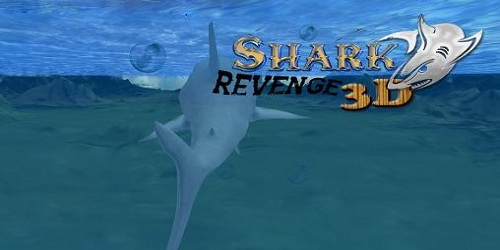 Hungry White Shark Revenge 3D v1.0.1
