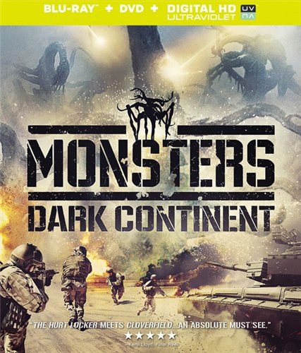 ������� 2: Ҹ���� ��������� / Monsters: Dark Continent (2014) HDRip | L1