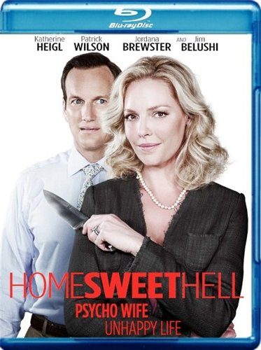 ���, ����� �� / Home Sweet Hell (2015) HDRip | iTunes