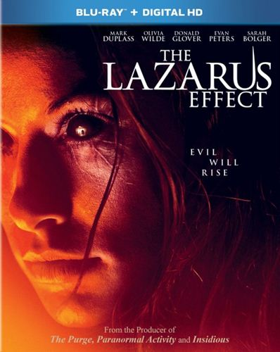 ������ ������ / The Lazarus Effect (2015) HDRip | ������ ����