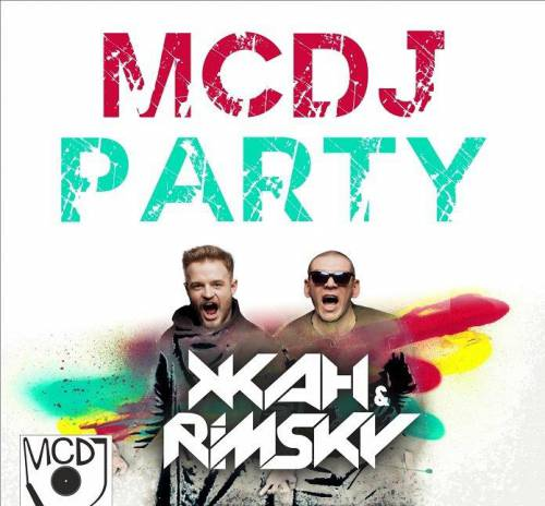 ��� & RIMSKY - MCDJ PARTY 003 (Top EDM July 2015)