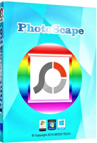 PhotoScape 3.7 Portable by YSF (RUS / ML)