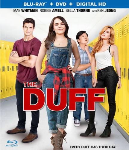 Простушка / The DUFF (2015) BDRip
