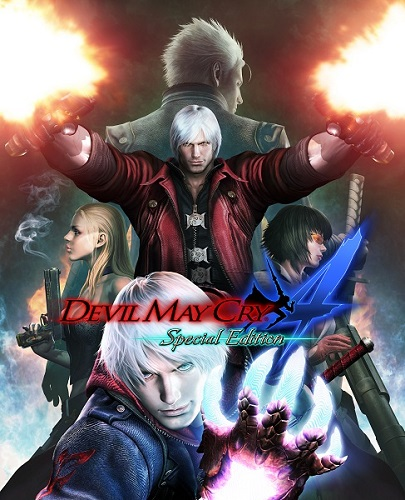 Devil May Cry 4: Special Edition (2015)