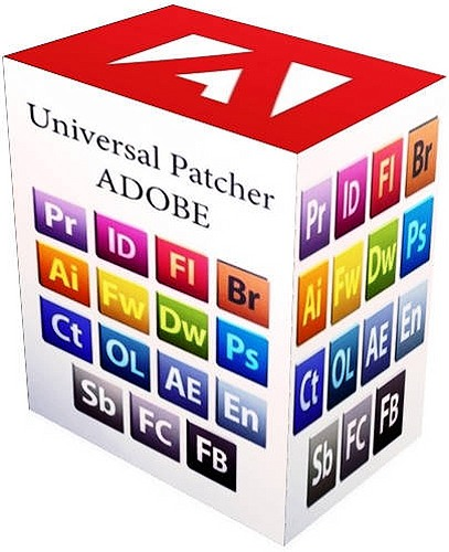 Universal Adobe Patcher 1.5 by PainteR
