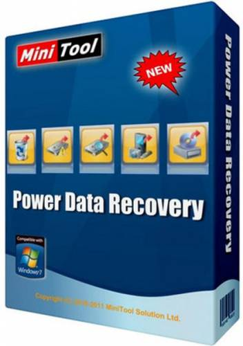 MiniTool Power Data Recovery 7.0 RePack by WYLEK