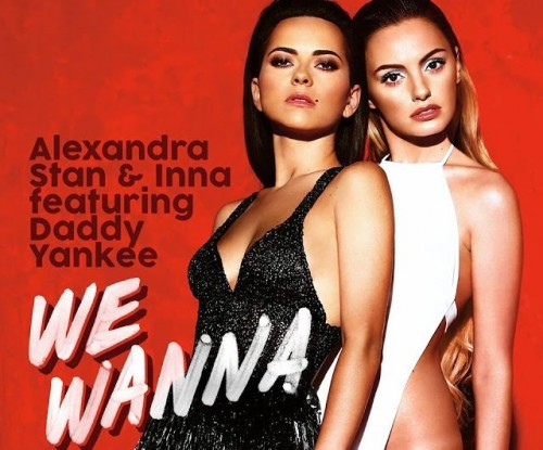 Alexandra Stan feat. Inna - We Wanna 1080p (2015) 60 fps