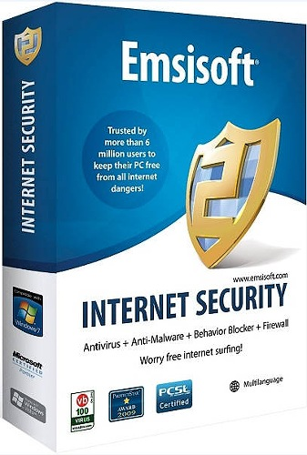 Emsisoft Internet Security 10.0.0.5409 Final + ���������