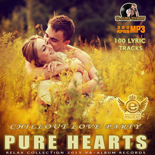 Pure Heart: Chillout Love Party (2015)