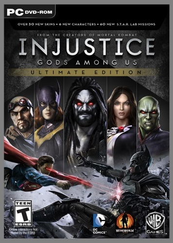Injustice: Gods Among Us. Ultimate Edition (2013)