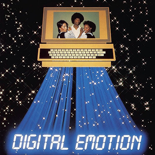 Digital Emotion - Digital Emotion & Outside In The Dark (2002)
