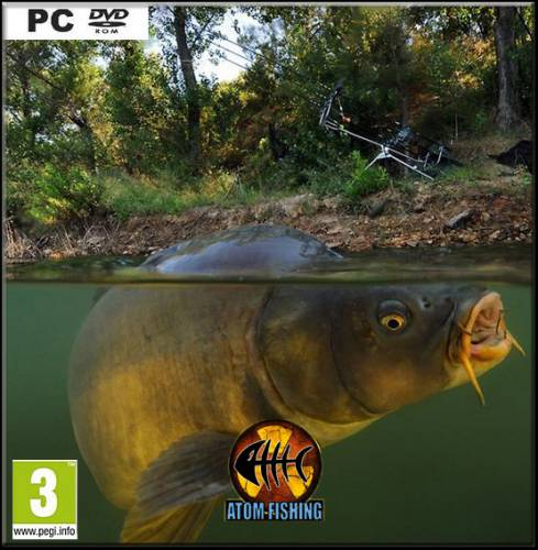 ������� �������: ������� / Atom Fishing: Extreme (2015/RUS/ENG/PC)