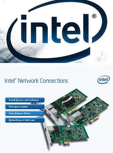 Intel Network Connections Software 20.3 WHQL