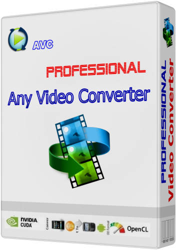 Any Video Converter Professional 5.8.3 (Rus|ML) Portable
