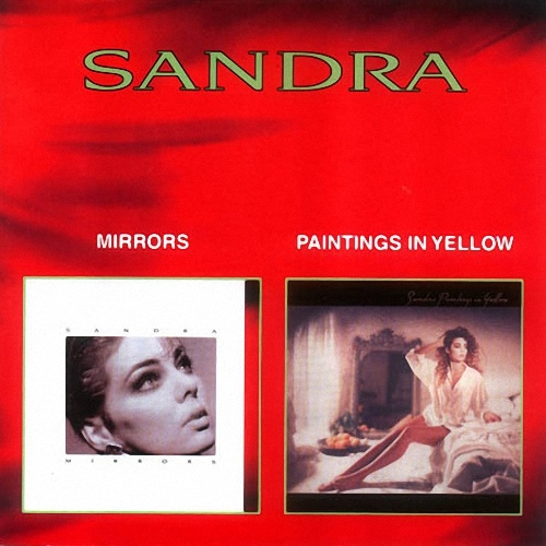 Sandra - Mirrors & Paintings In Yellow (2000)
