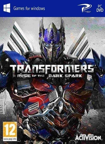 Transformers: Rise of the Dark Spark (2014)