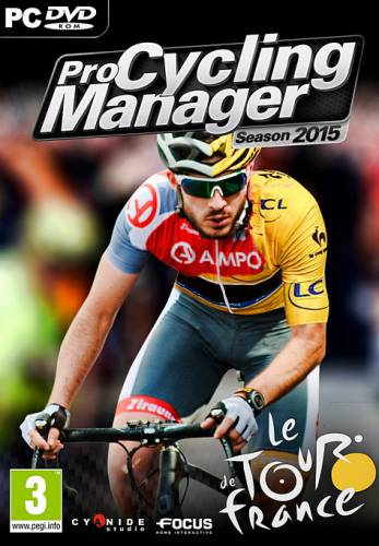Pro Cycling Manager 2015 (2015/ENG/RePack от SEYTER)