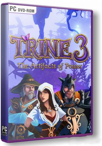 Trine 3: The Artifacts of Power (2015/RUS/MULTi12/RePack от R.G. Revenants)